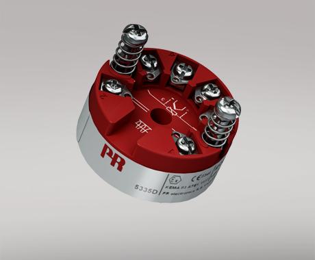 bộ chuyển đổi tín hiệu nhiệt độ PR5335D Hart Protocol