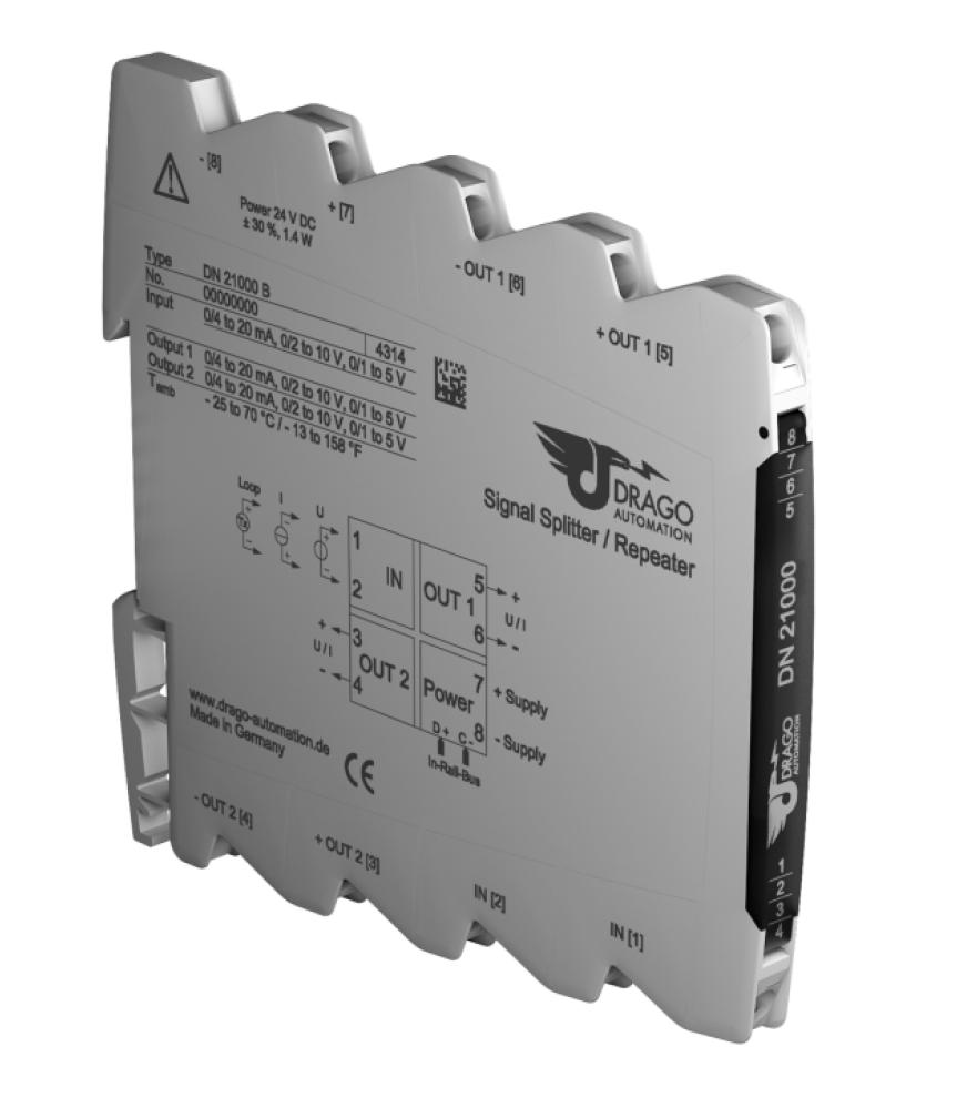 bộ chia tín hiệu 4-20mA DN 21000
