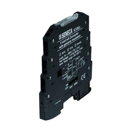 bộ chuyển đổi tín hiệu 0-10V sang 4-20mA K109S Seneca