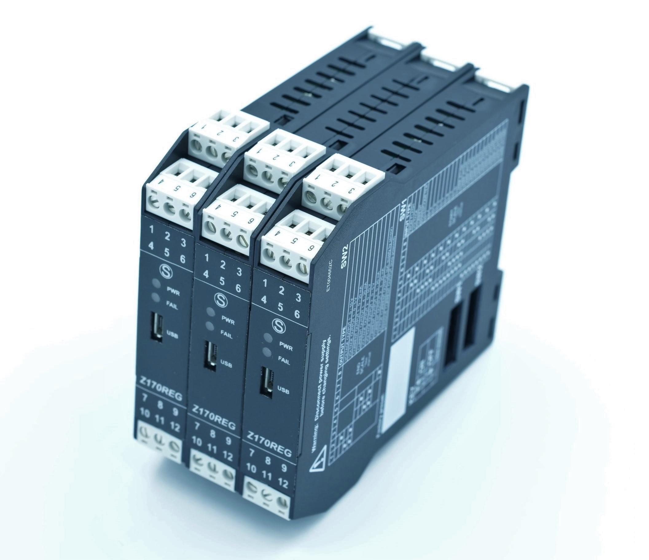 Bộ Z170REG-1 chuyển đổi tín hiệu nhiệt độ