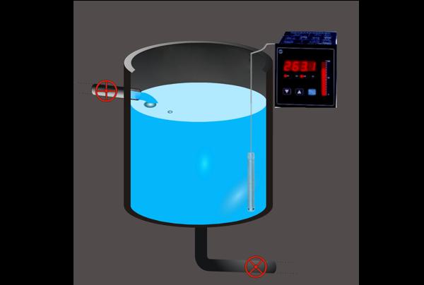 bộ hiển thị mức nước liên tục Seneca S301B