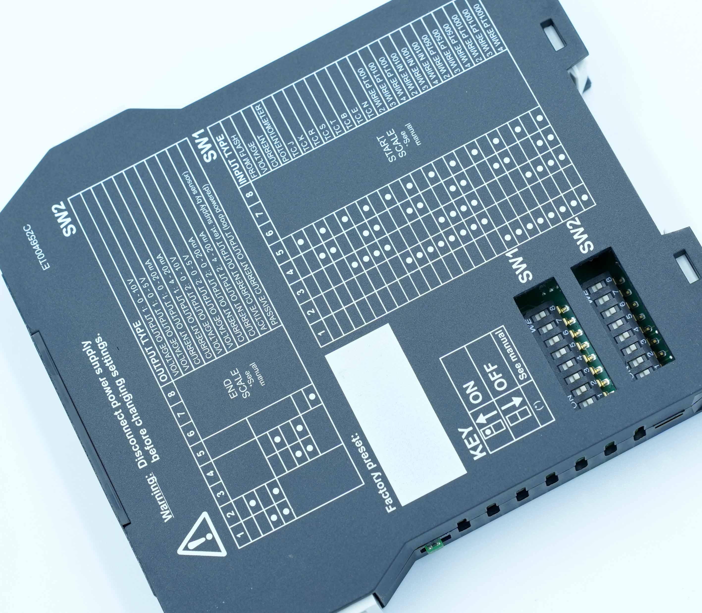 cách cài đặt bộ chia tín hiệu 4-20mA Z170REG-1