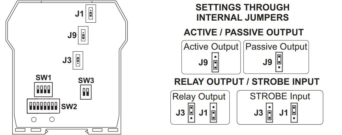 Lựa chọn chế độ active hay passive