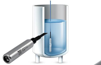 cảm biến đo mức nước thả chìm