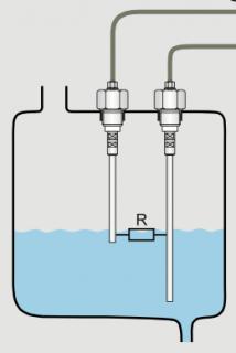 cảm biến báo mức điện cực CNP-18