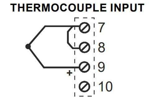 Tín hiệu từ thermocouple