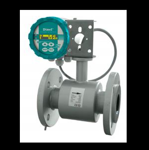 đồng hồ đo lưu lượng nước thải dinel