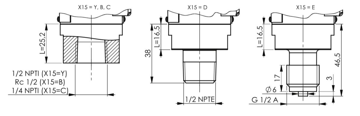 kết nối cơ khí FKP