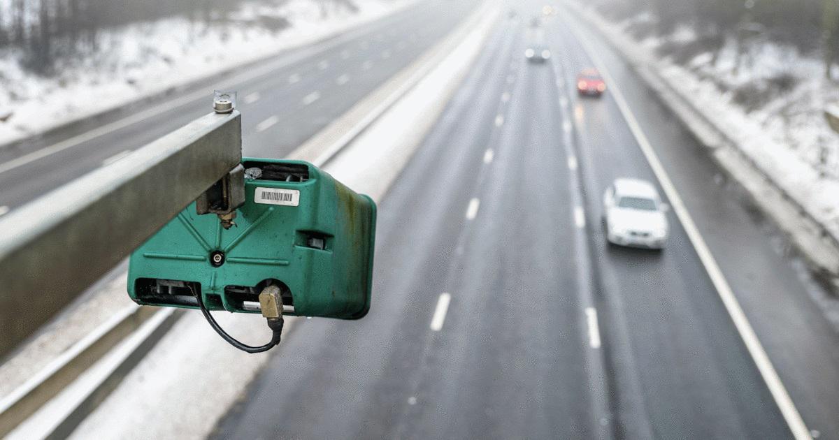 Cảm biến radar bắn tốc độ