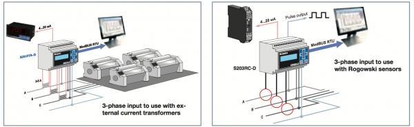 bộ đo tính công suất điện năng tiêu thụ