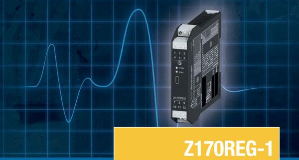 bộ chia tín hiệu nhiệt độ pt100 Seneca Z170REG-1