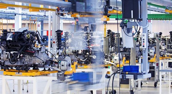 cảm biến đo áp suất 0-6 bar trong ngành chế tạo xe hơi
