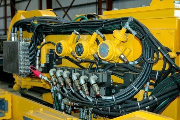 bơm dầu thủy lực - đồng hồ áp suất thủy lực
