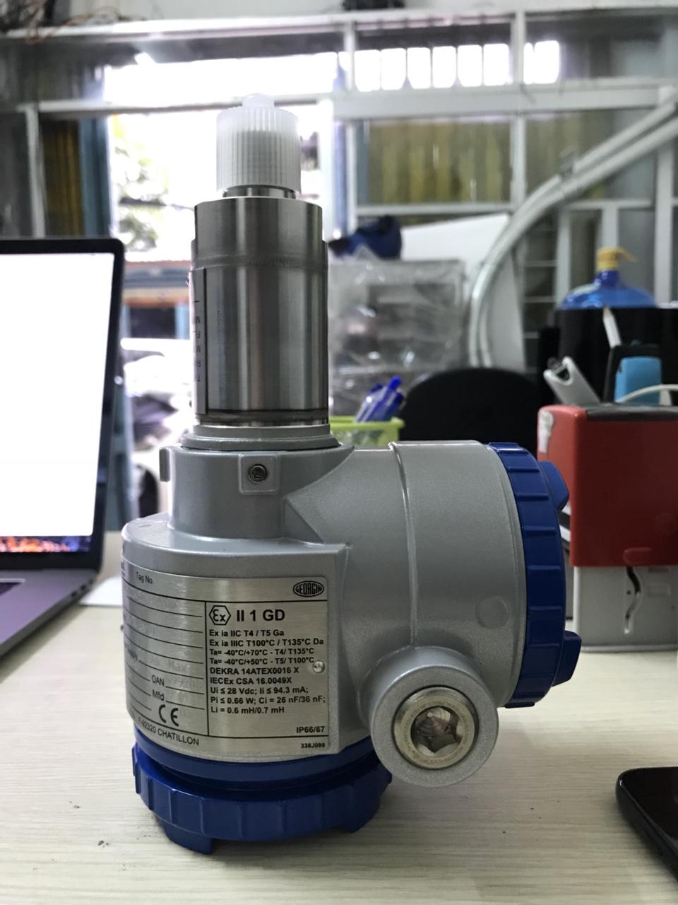 chuẩn chống cháy nổ của cảm biến áp suất xăng dầu
