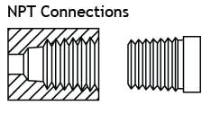 kết nối ren npt