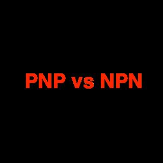 phân biệt PNP với NPN