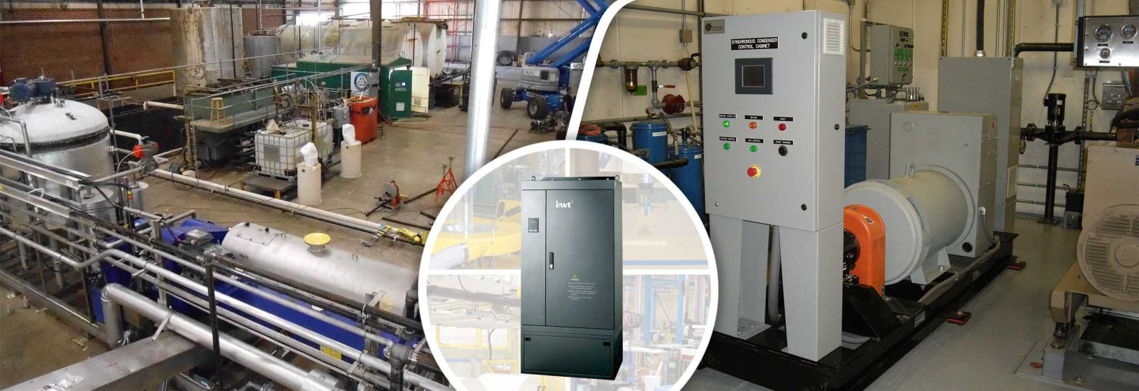 cảm biến áp suất 4-20mA điều khiển biến tần