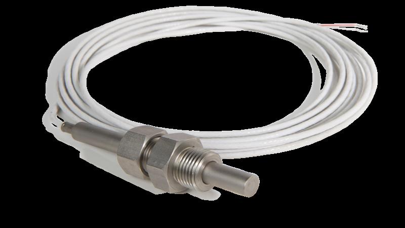 cảm biến nhiệt độ PT100 3 dây loại dây