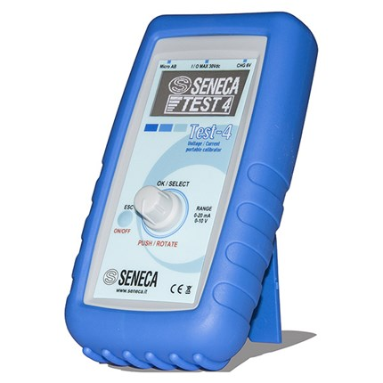 bộ đo dòng 4-20mA TEST-4 của Seneca