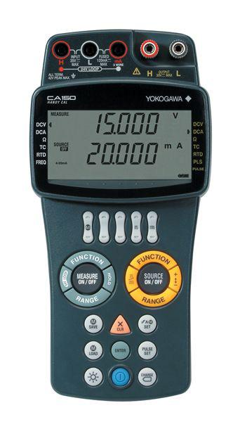 thiết bị đo dòng 4-20mA Yokogawa CA 150