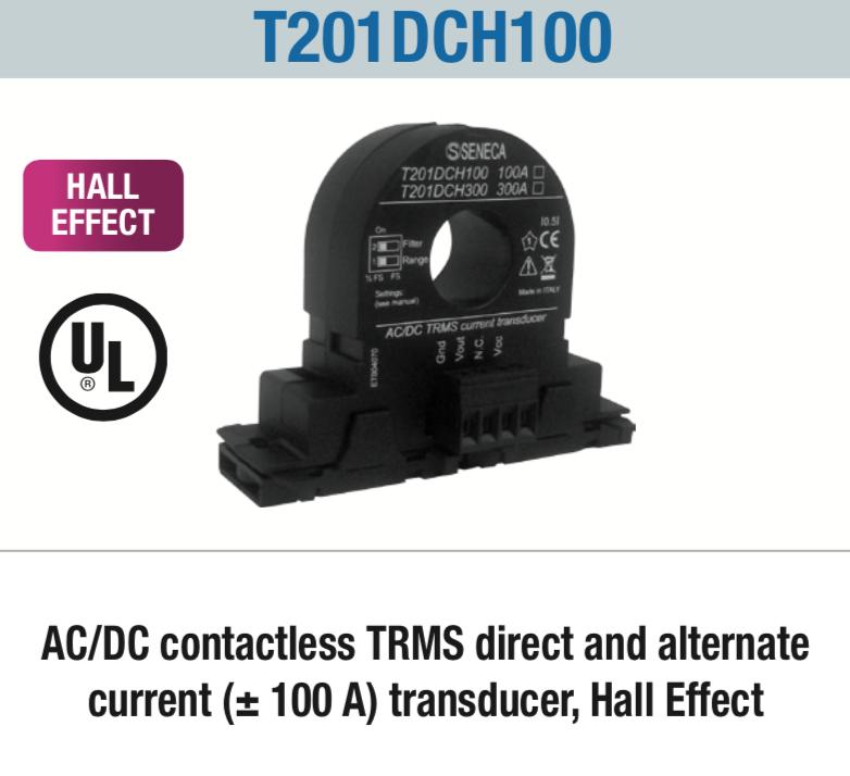 biến dòng analog 4-20mA T201DCH100