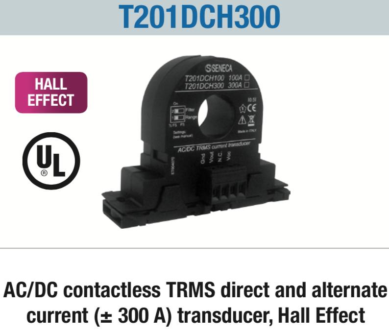 biến dòng analog 4-20mA T201DCH300