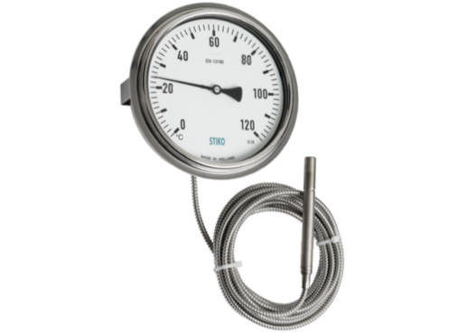 đồng hồ đo nhiệt độ TCX Stiko Hà Lan
