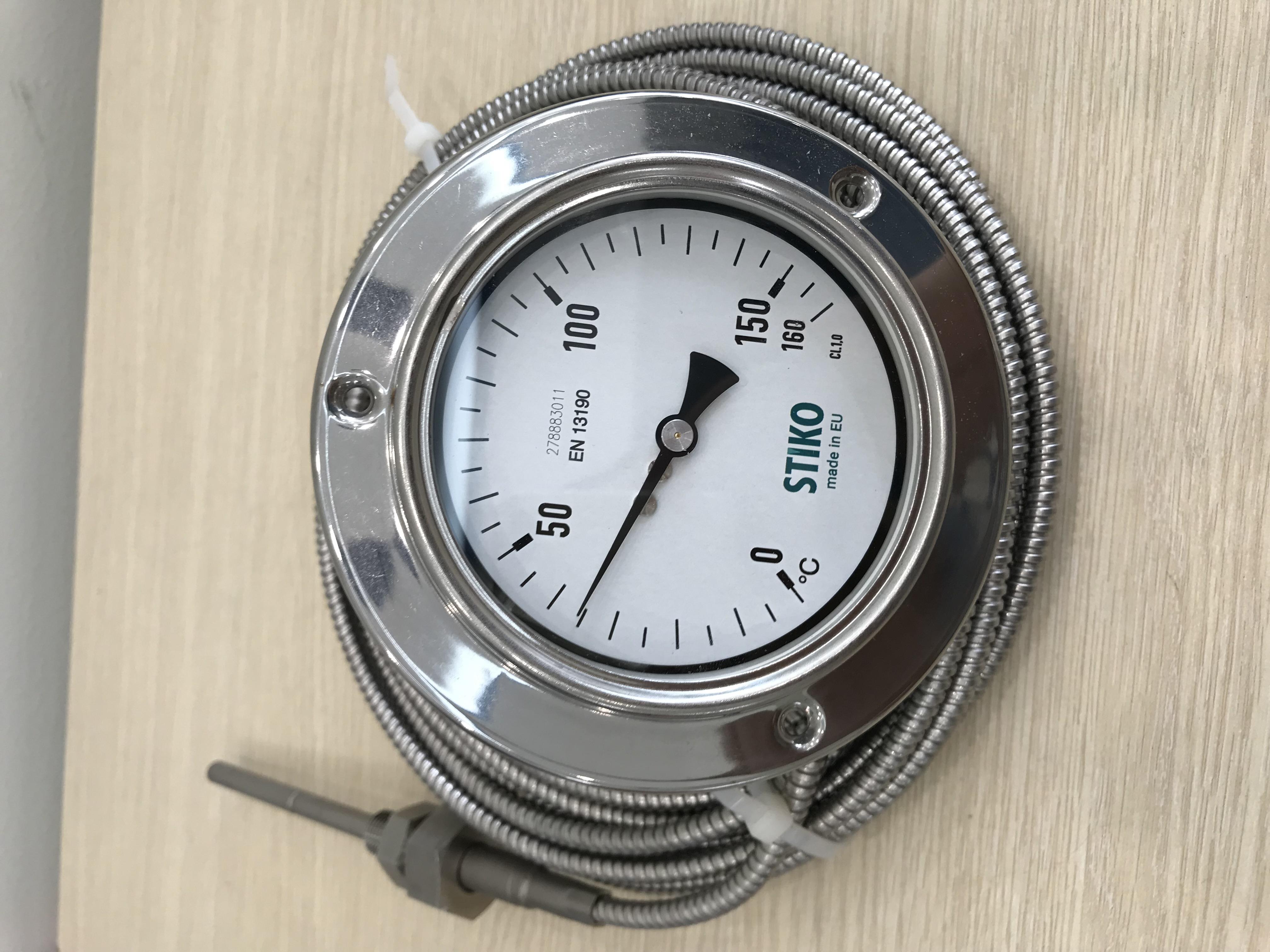 đồng hồ đo nhiệt độ TXC Stiko - Hà Lan