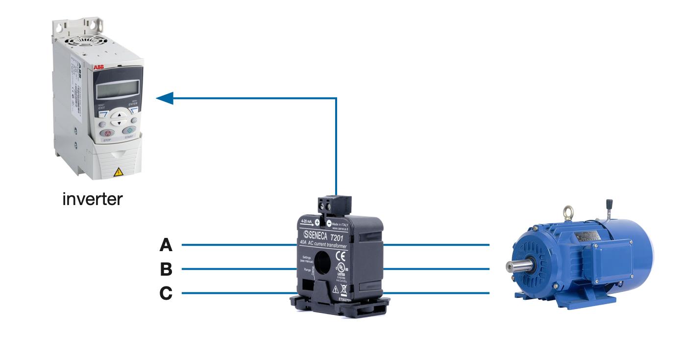 Ứng dụng biến dòng Analog 4-20mA T201