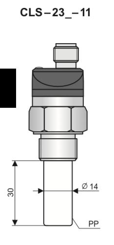 cảm biến báo mức dung dịch nước CLS-23N-11