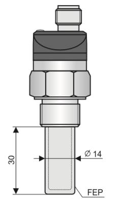 cảm biến báo mức nước CLS-23N-12