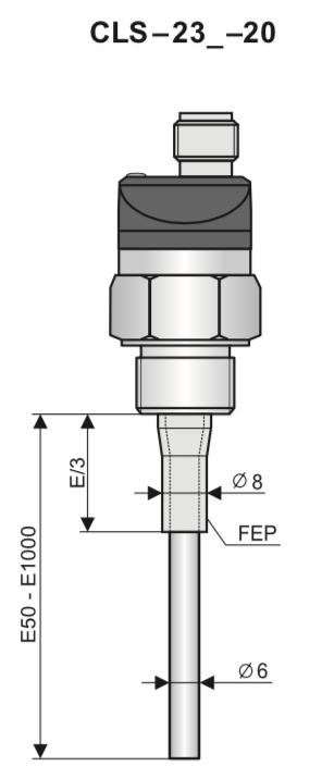 cảm biến đo mức dầu CLS-23N-20