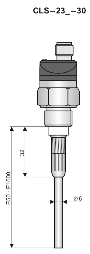 cảm biến đo mức dầu CLS-23N-30