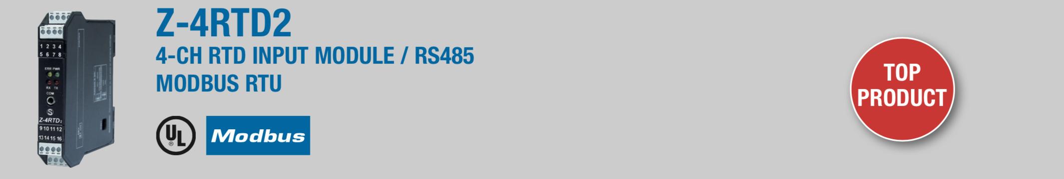 bộ chuyển đổi Pt100 ra modbus rtu Rs 485