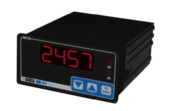 bộ hiển thị nhiệt độ S311A-4-H