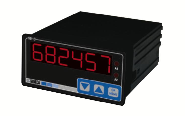 bộ hiển thị nhiệt độ S311A-6