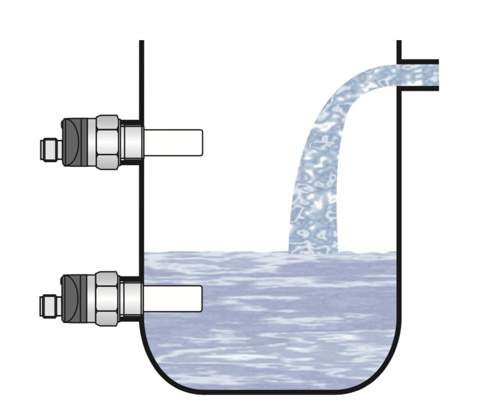 cảm biến báo mức nước giá rẻ CLS-23N