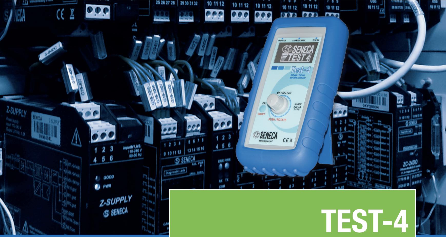 đồng hồ đo dòng 4-20mA TEST-4