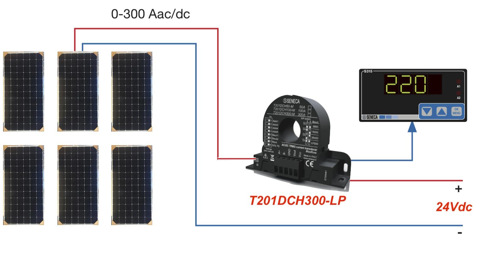 ứng dụng cảm biến Hall đo dòng điện DC