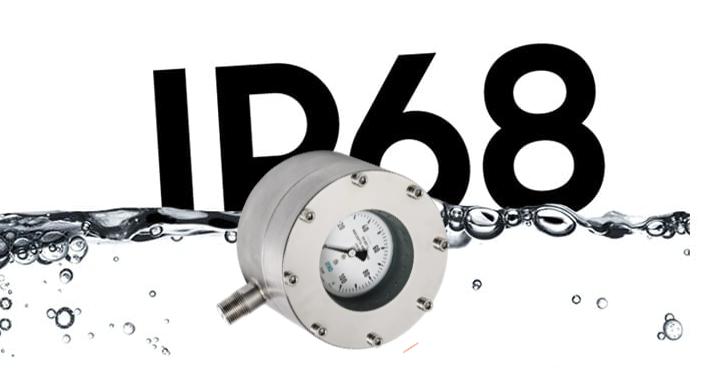 cấp bảo vệ IP 68