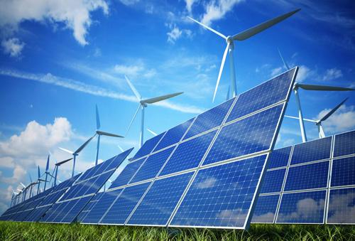 pin năng lượng mặt trời dùng điện một chiều
