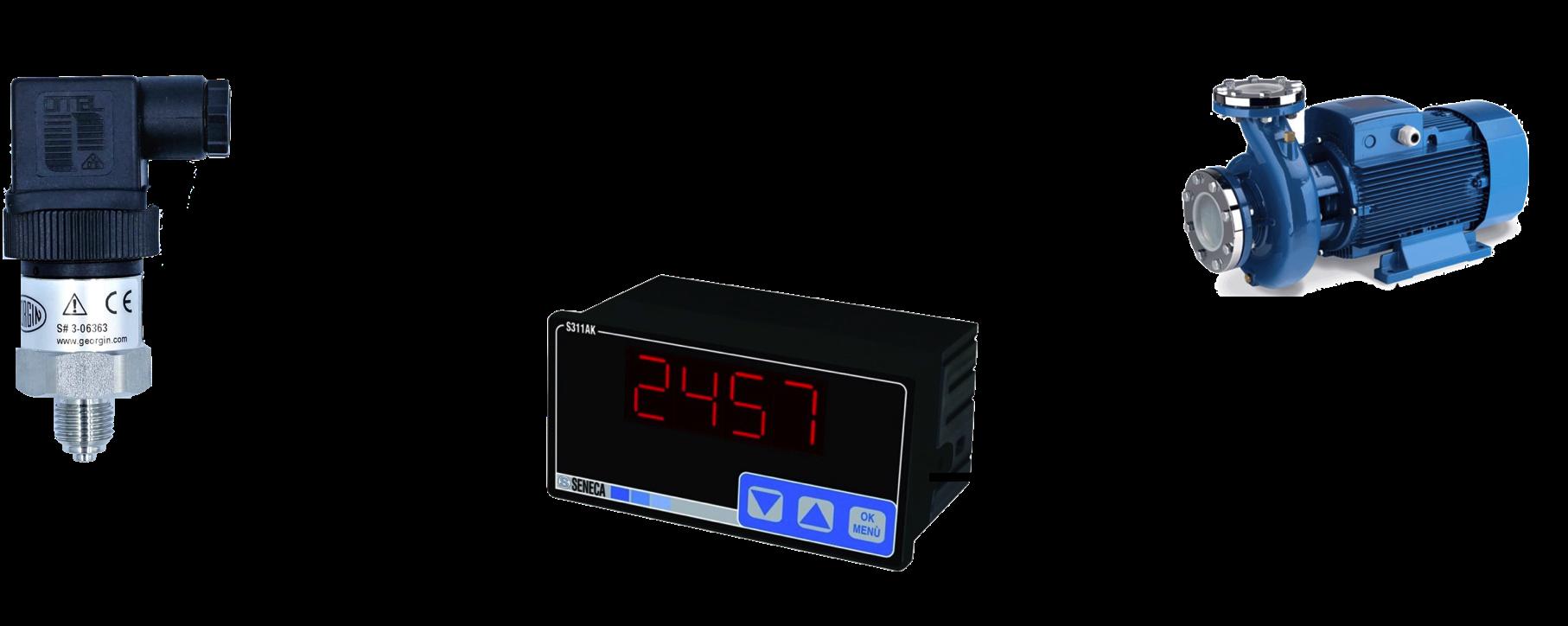 bộ điều khiển áp suất s311a