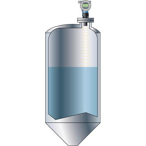 cảm biến siêu âm đo mức chất lỏng