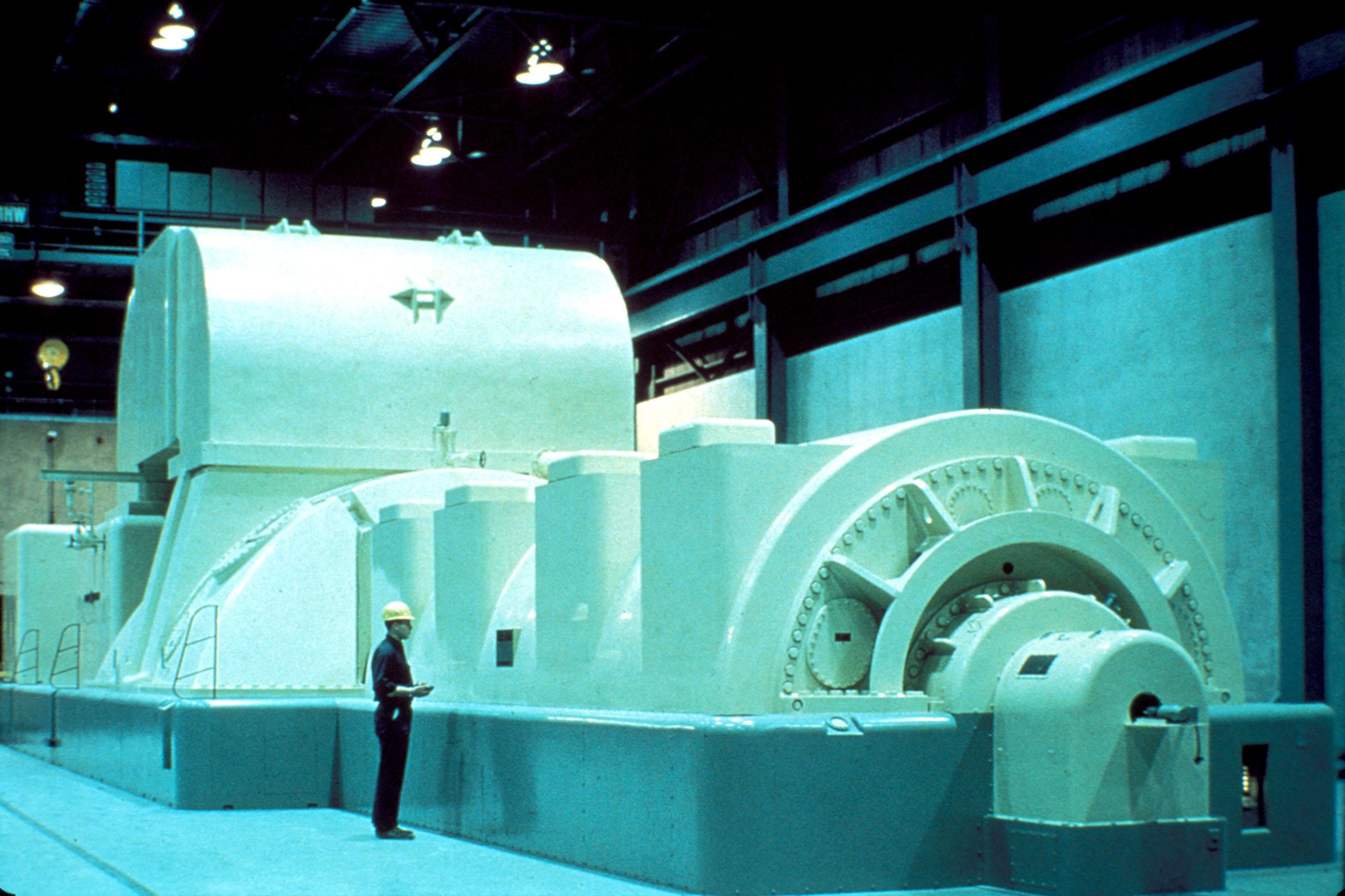 Hệ thống máy phát điện