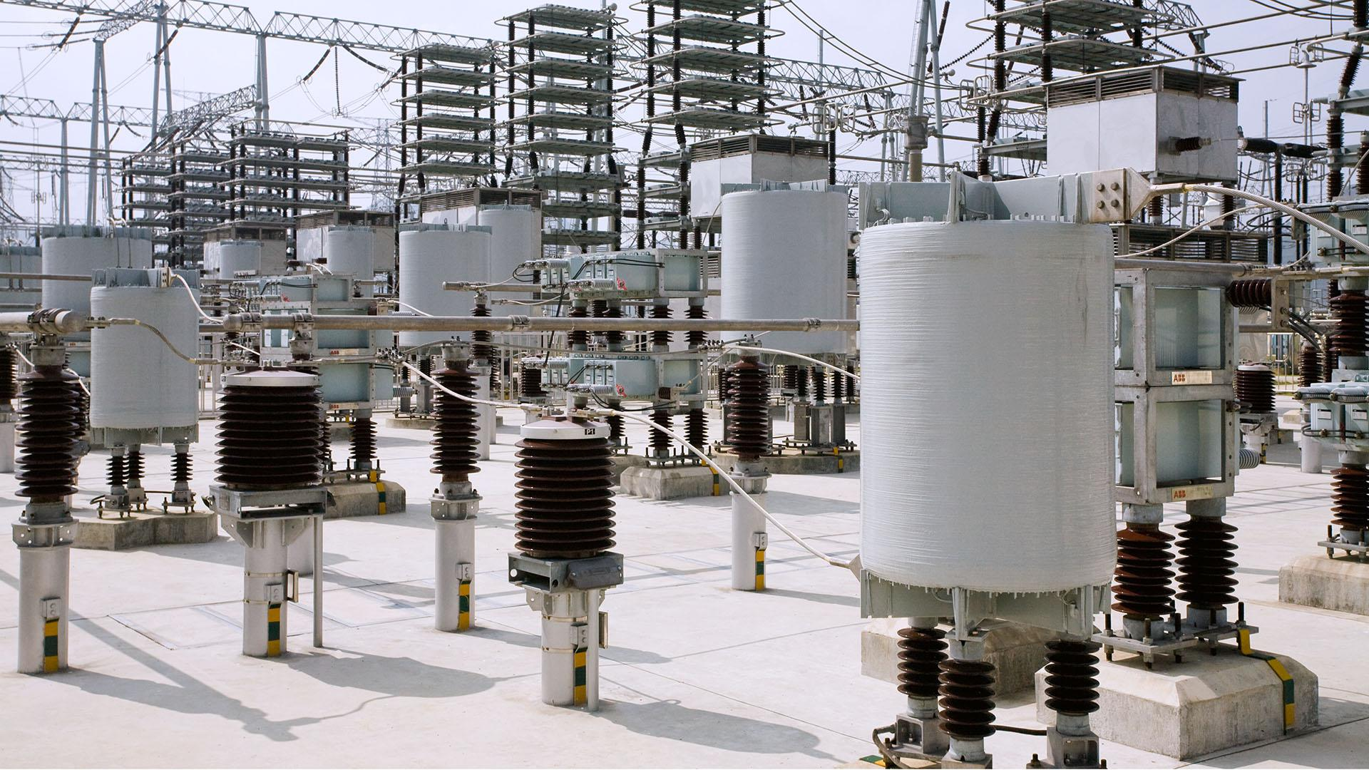Cuộn san dòng HVDC