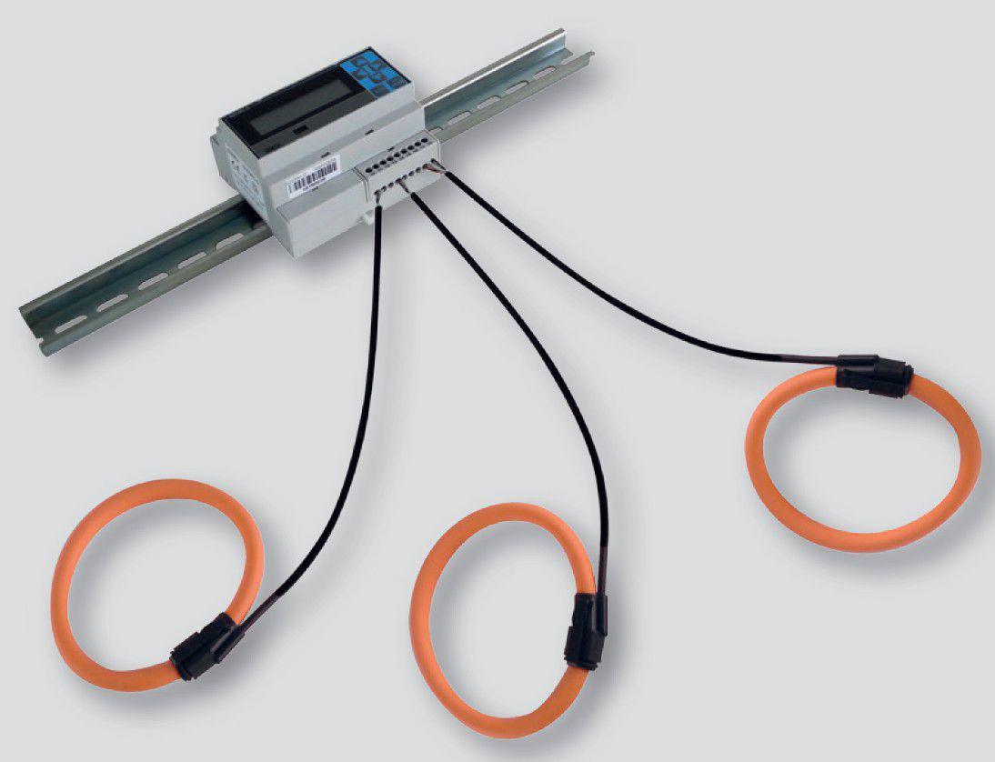 Công tơ điện tử thông minh dùng trong công nghiệp