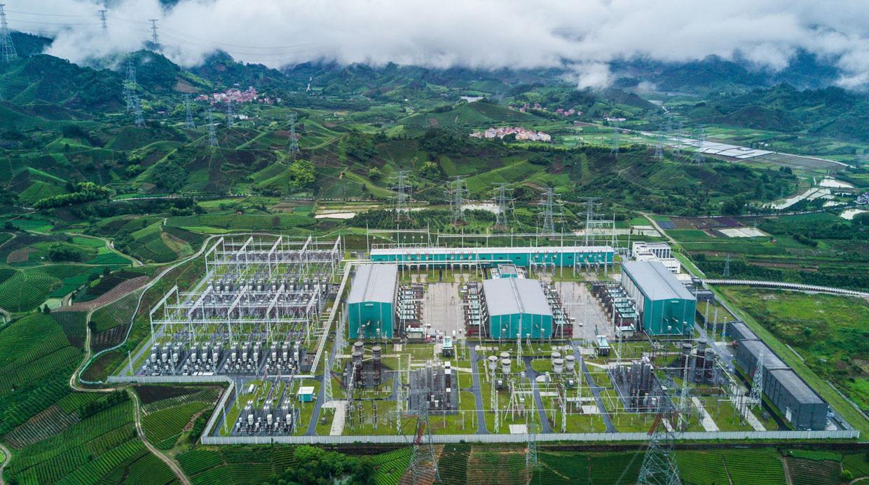 Trạm truyền tải điện năng HVDC
