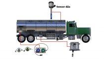 Cảm biến đo mức xăng dầu | Lưu ý cách chọn đúng, sai một ly đi một hệ thống!