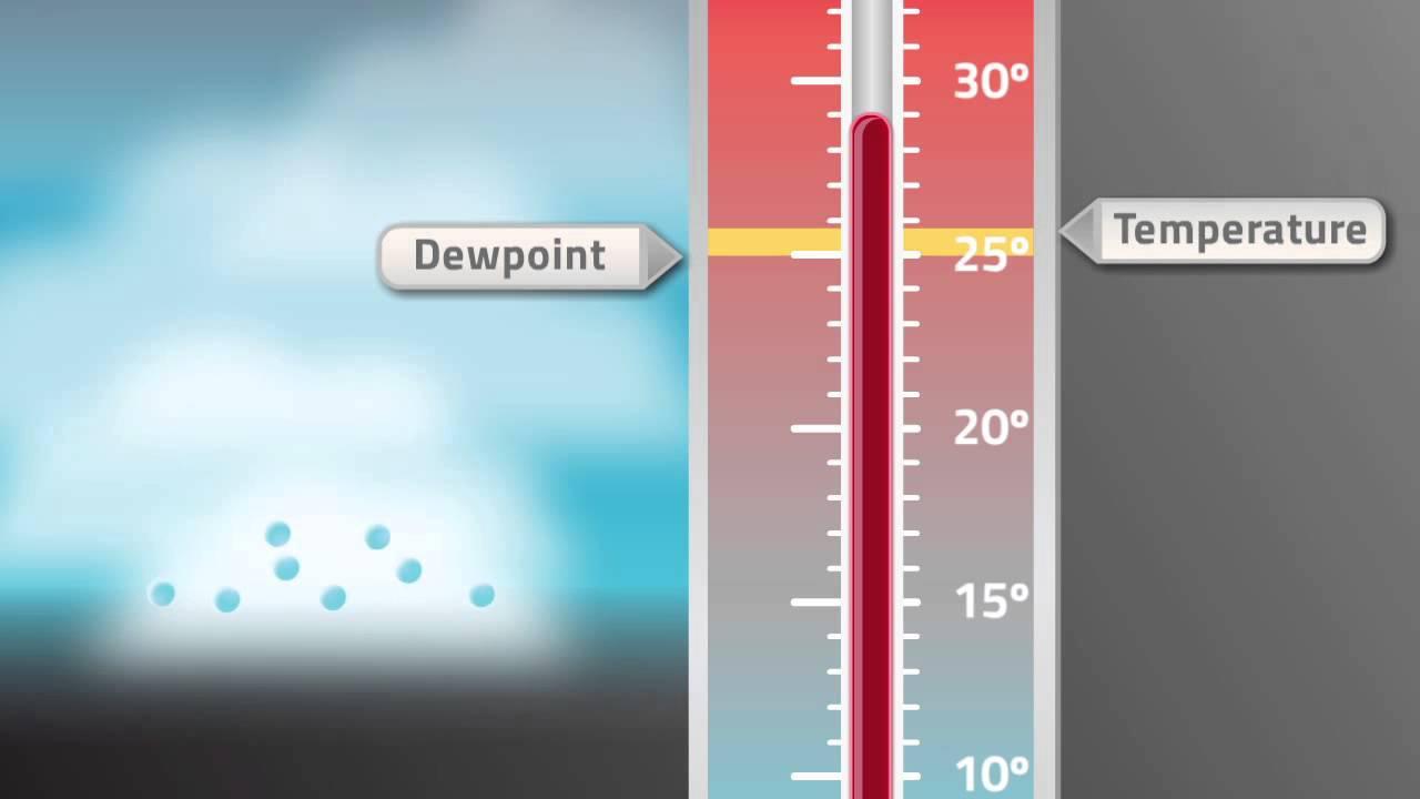 Nhiệt độ điểm sương