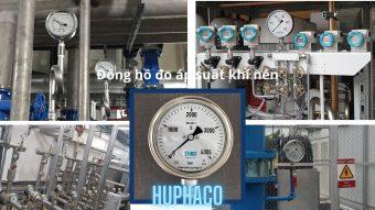 Đồng hồ đo áp suất khí nén